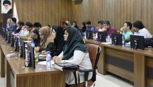 برگزاری نشست خبری مهندس قربانی با اصحاب رسانه استان هرمزگان